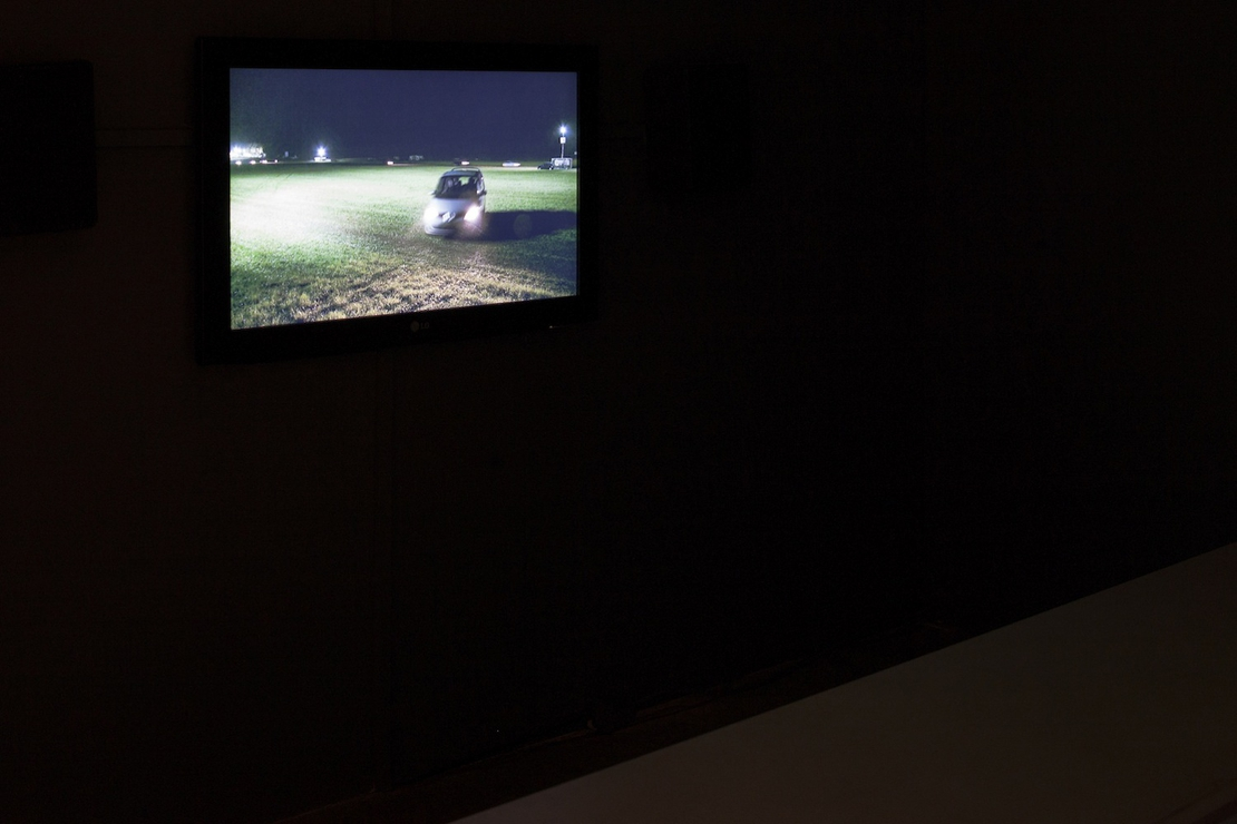 (2011) installation view