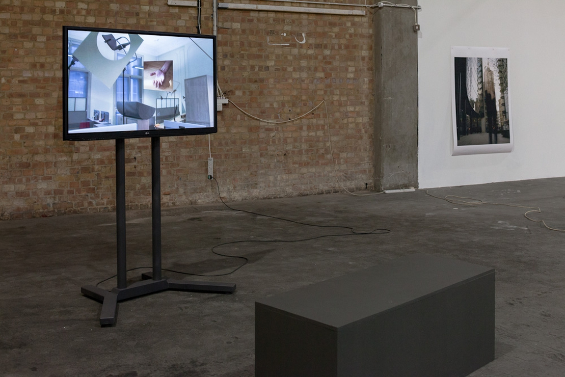 Young London 2012 installation view
