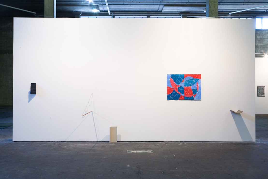 Young London 2011 installation view