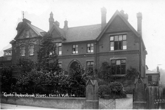 Louise House Girls' Industrial Home (c.1910)