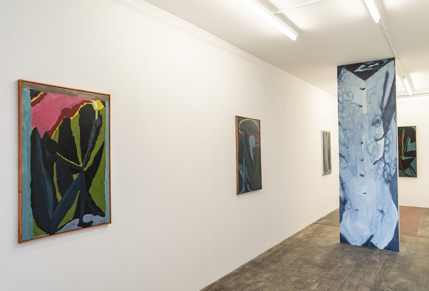 Installation View 2018, Andrew Miller , 2018